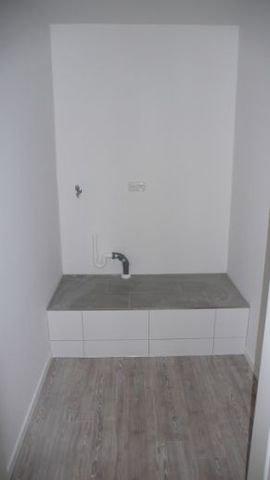 Hauswirtschaftsraum:Platz für Waschmaschine+Trockn