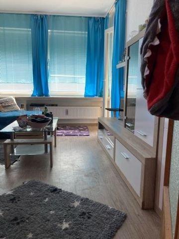 1-Zimmerwohnung vermietet.