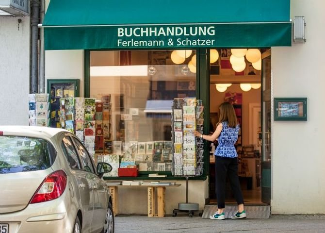Buchhandlung im Kiez