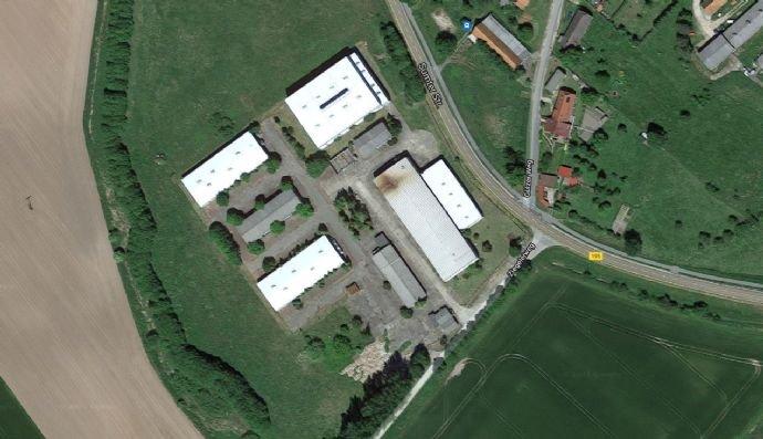 Luftbild Gewerbepark