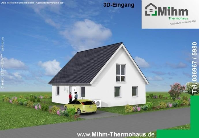 Mihim-Thermohaus_Classico72SD+ELW71_3D-Eingang