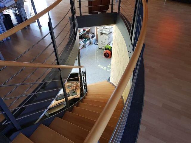 Treppe Büro EG/OG