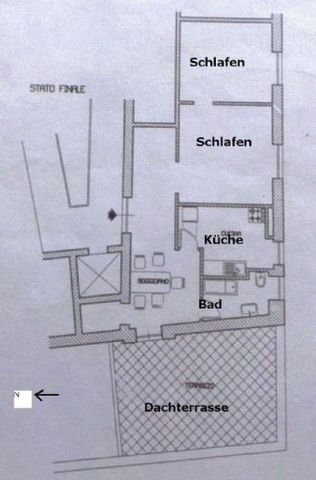 Optimaler Grundriss mit Dachterrasse nach Westen