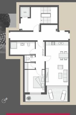 Grundriss-Beispiel Wohnung Nr.5