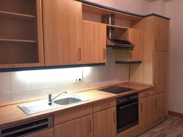 Erdgeschosswohnung mit Einbauküche