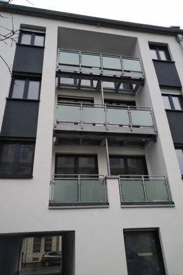 Balkon Rückseite