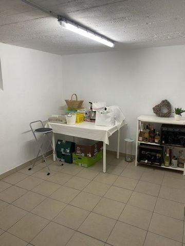 Keller Lagerraum