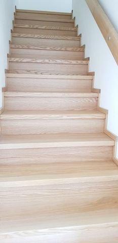 Innentreppe aus Holz