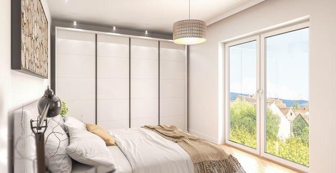Schlafzimmer (Musterfoto)