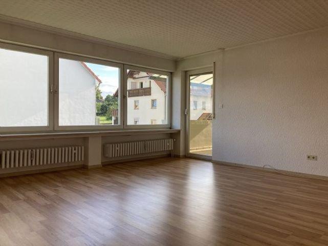 Wohnzimmer 4-Zimmerwohnung
