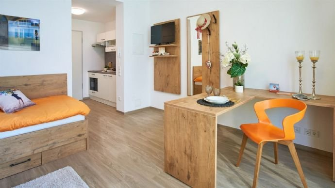 Musterappartement
