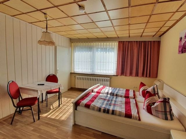 Hotel-/Pensionszimmer
