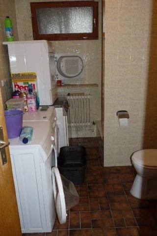 Waschmaschinenraum (einschl. WC)