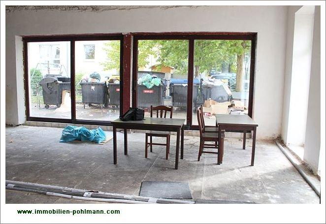 Ladenlokal Erdgeschoss