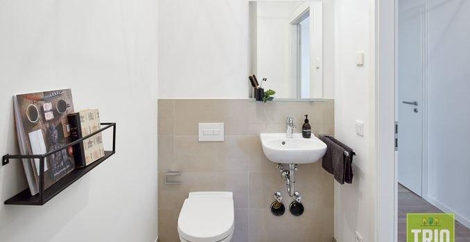 Muster Gäste-WC