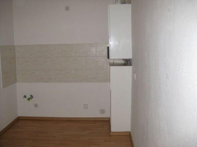 Küchenbereich mit Gasetagenheizung