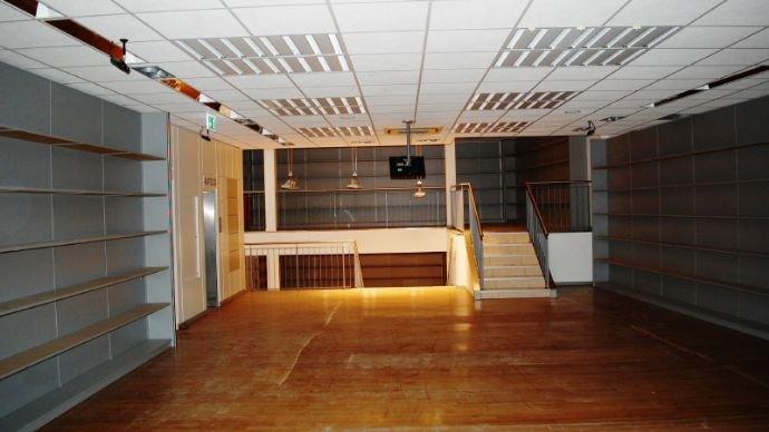 Verkaufsfläche 1 Obergeschoss