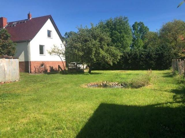 Außenansicht Garten