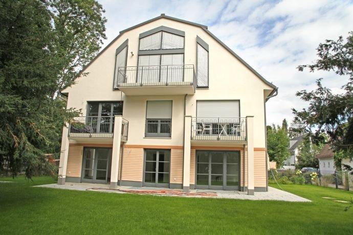 Außensicht West-Fassade