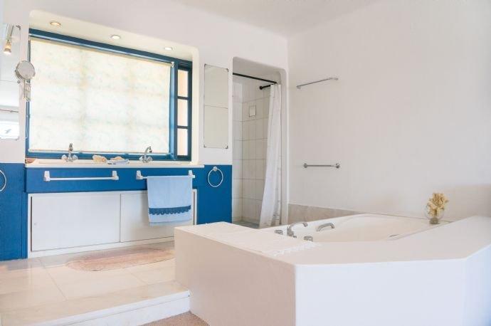 23. Schlafkammer Dusche