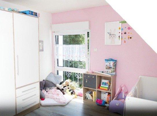 Ansicht 1. Kinderzimmer