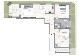 Haus 2 WE 06 Erdgeschoss