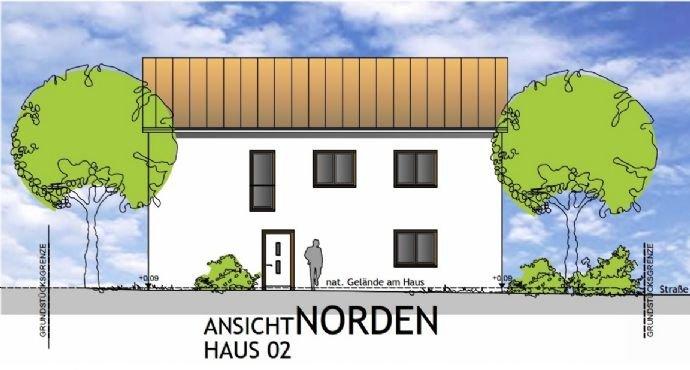 Ansicht Norden - Haus 2