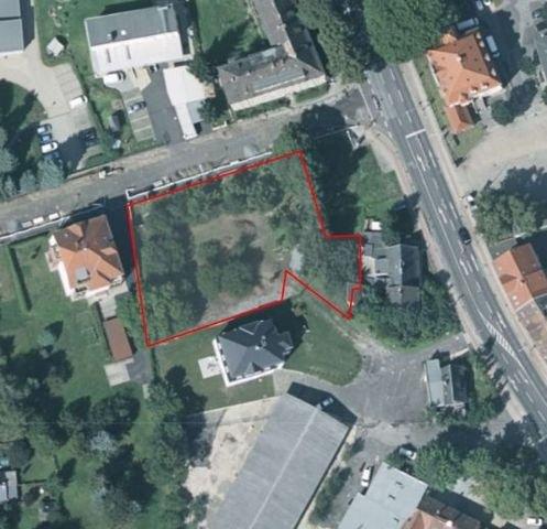 Gesamtfläche des zu verkaufenden Grundstückes