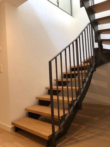 Treppe zum EG