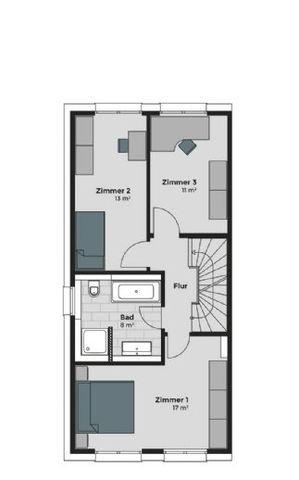 Obergeschoss Standard