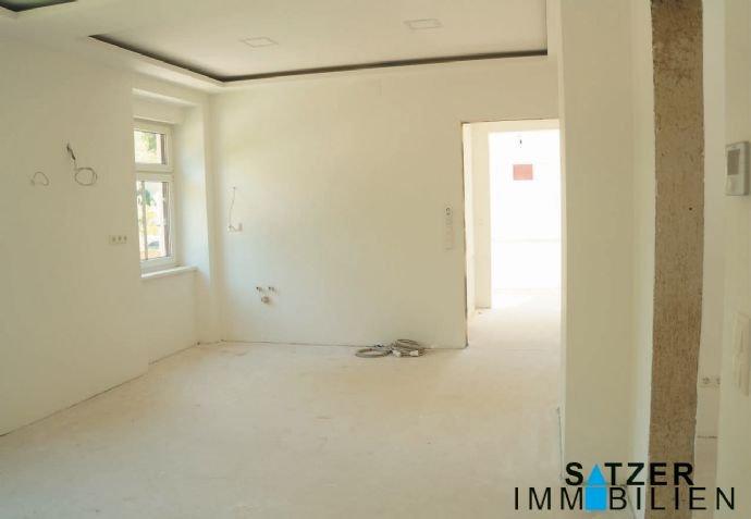 Wohnküche 1.OG Blick Richtung Eingang