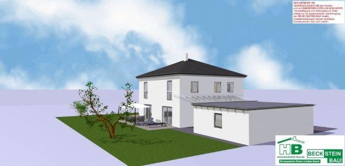 Haus 3 Ansicht 3-D Südost