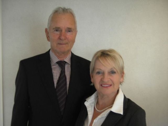 Ihre Ansprechpartner Karin und Claude Bertram