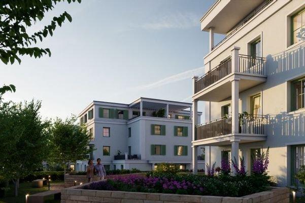 Villa Rose - Gartenansicht