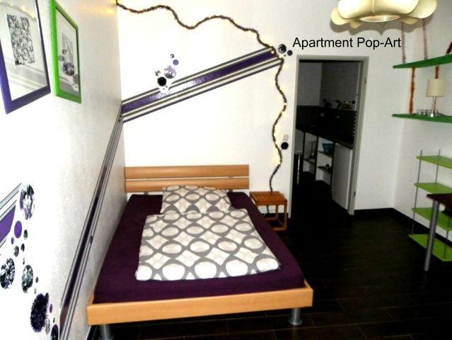 Apartment Pop-Art