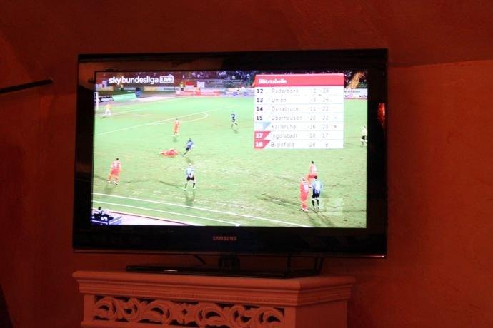 81cm Flach-TV