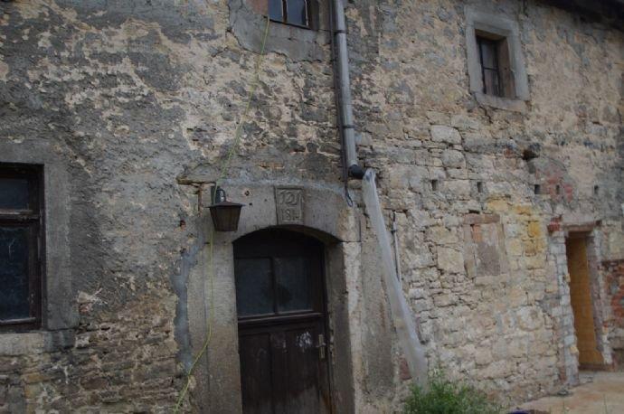 Haupthaus - hofseitig