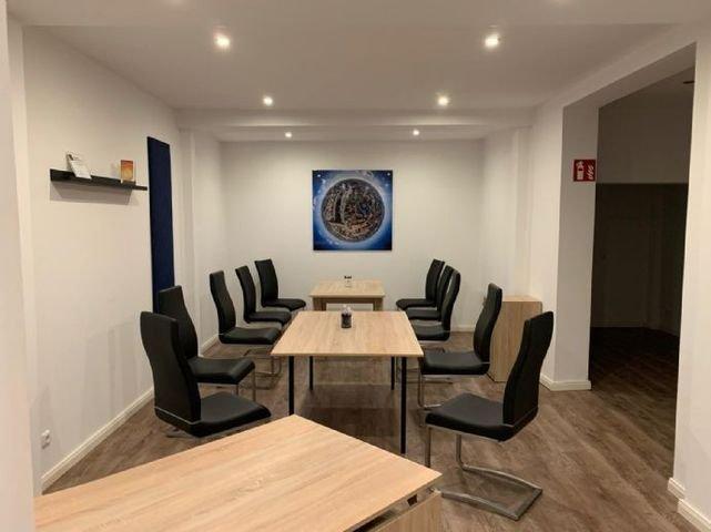 Büro Raum 1 hinten (Konferenz)