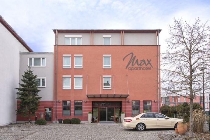 Max Aparthotel - Eingangsbereich