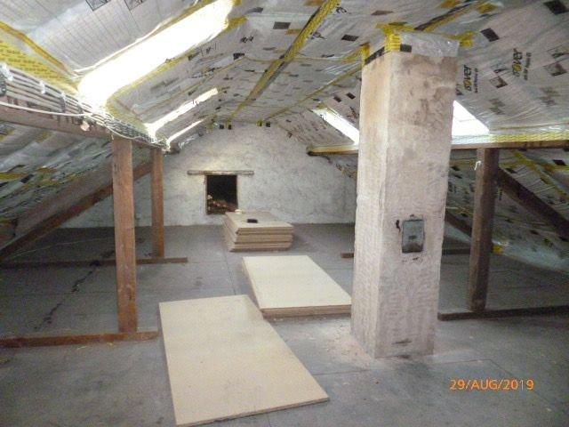 ausbaufähige Dachgeschoss