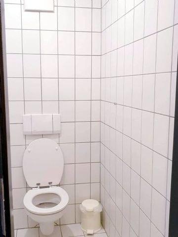 Kunden Toilette