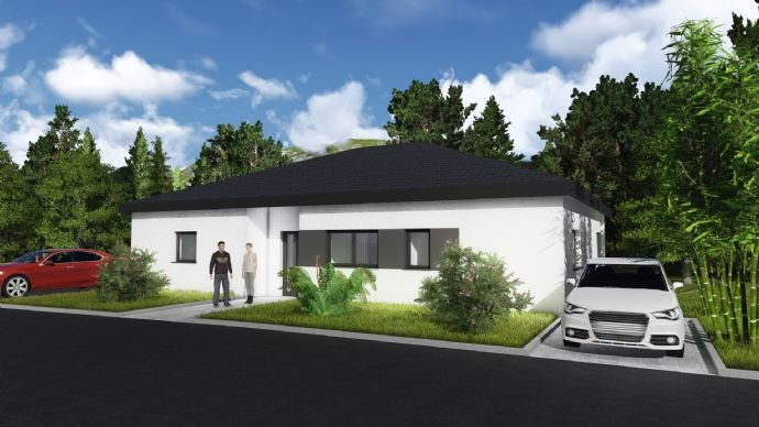 Bungalow oder Tiny House?