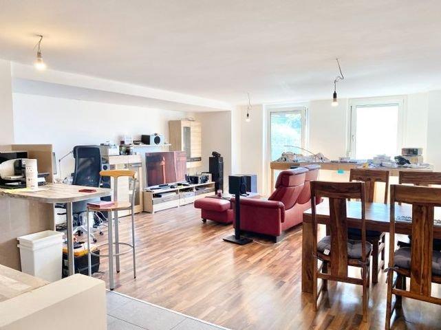 Wohn und Kochbereich Ansicht 1