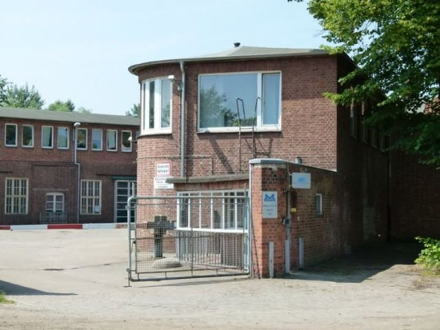 Gewerbehof Eingangsbereich