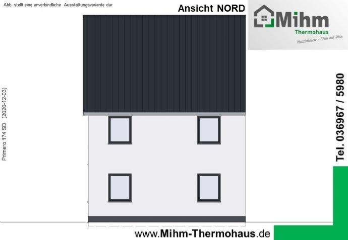 Mihm-Thermohaus_Primero174SD-Ost_Ansicht-Nord