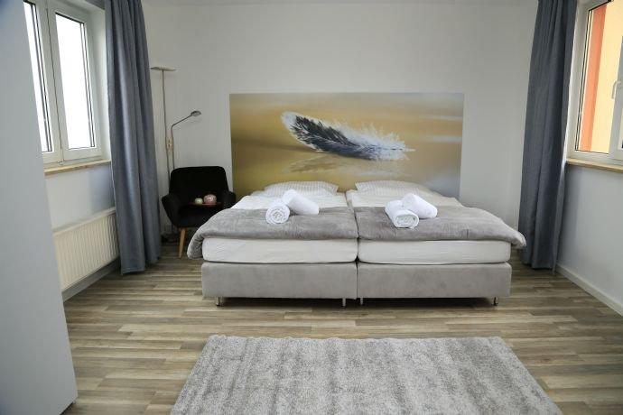 Max Aparthotel - Schlafzimmer Suite