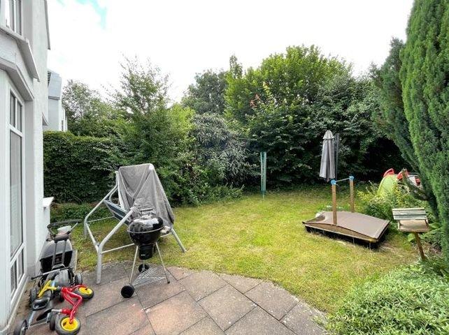 Terrasse, Garten