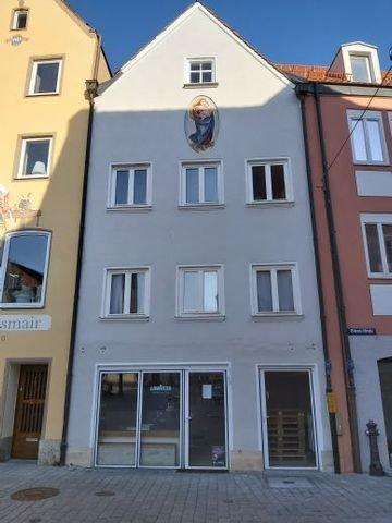 Haus, Eingangsseite
