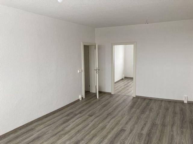 Übergang Wohnzimmer - Schlazimmer