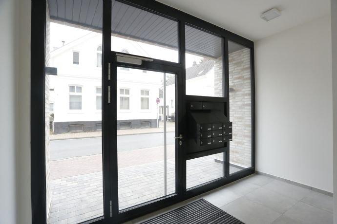 Eingangsbereich Hausnr. 2